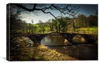 Cromwells/Brandywine Bridge, Canvas Print