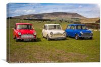 Classic Minis with Pendle Hill