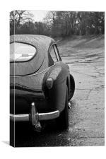 Aston Martin DB3, Canvas Print