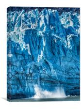 Glacier Bay, Canvas Print