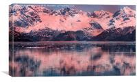 Alaska Skagway, Canvas Print