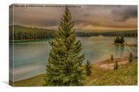 Alaska, Canvas Print