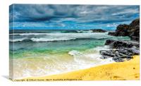 Mauritius Island, Canvas Print