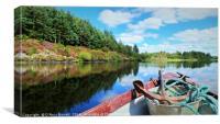 Loch Allua boat trip Cork Ireland