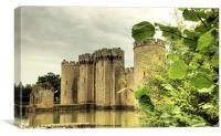Castle Gate, Canvas Print