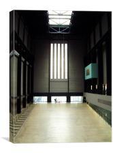 Tate Modern , Canvas Print