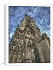 York Minster in colour