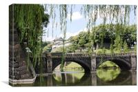 Imperial Palace, Canvas Print