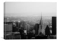New York, Canvas Print