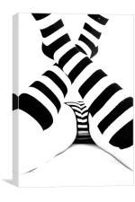 Stripes, Canvas Print