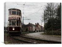 Beamish , Canvas Print