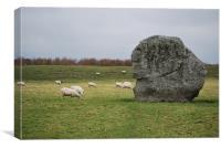Avebury in November