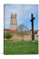 Church & Crucifix