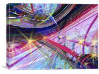 Higgs Boson, Canvas Print