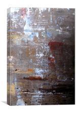 along the yangtze, Canvas Print
