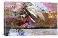 sky scape 1, Canvas Print