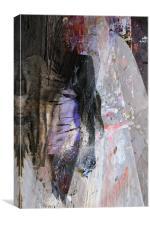 femme fatale, Canvas Print