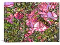 nectar, Canvas Print