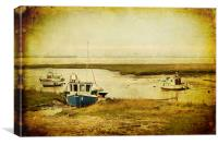 Stoney Creek, Canvas Print