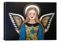 My Angel., Canvas Print