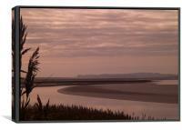 Nith Estuary, Canvas Print