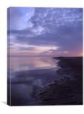Pastel Sky, Canvas Print