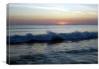 Simply Sea, Canvas Print