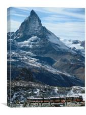The Matterhorn Railway