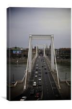 Another Bridge, Canvas Print