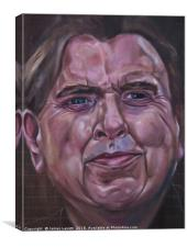 Timothy Spall, Canvas Print
