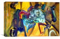 Pegasus, Canvas Print