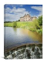 Ripley Castle 2, Canvas Print