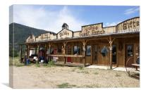 Yahoo Guest Ranch Canada