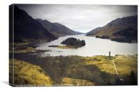 Loch Shiel, Canvas Print