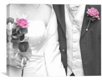 Wedding, Canvas Print