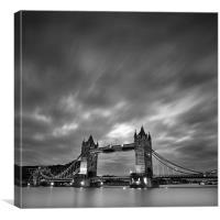 Tower Bridge - London, Canvas Print