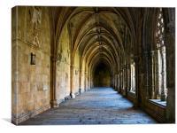 Batalha Monastery Deep in, Canvas Print
