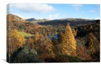 Overlooking Rydal Water