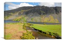 Wastwater and Nether Beck.