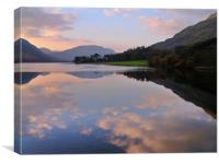 Buttermere Sunset.
