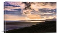 Evening Sky, Canvas Print