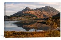 Scotland Autumn Colours, Canvas Print