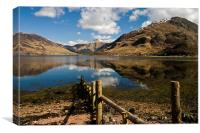 Beautiful Scotland!, Canvas Print