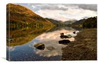 Ullswater View , Canvas Print