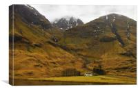 Glencoe Cottage in the Mountains