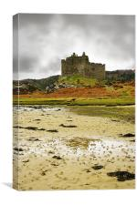 Castle Tioram, Canvas Print