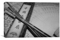 Oriental, Canvas Print