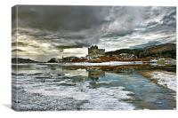 Castle Tioram, Canvas Print