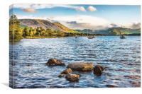 Lake Ullswater, Canvas Print