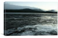 Cairngorm View over Morlich, Canvas Print